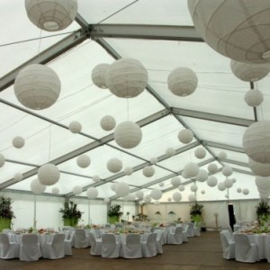Namiot weselny duży